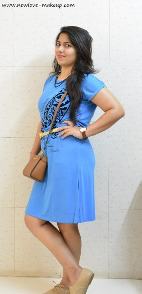 OOTD: 3 Casual Outfits, Shades of Blue Outfits, Indian Fashion Blog