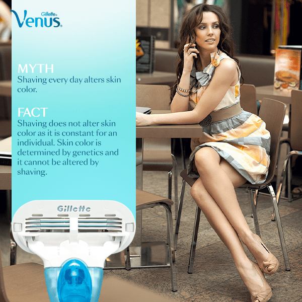 Gillette Venus #SubscribeToSmooth Challenge: 2nd Update