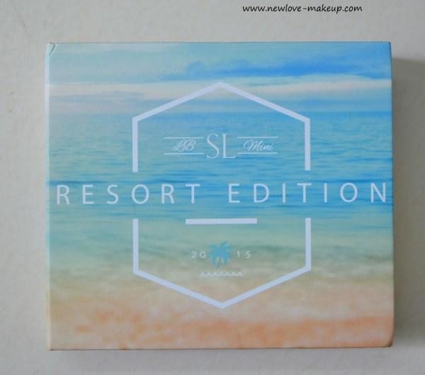 Starlooks Looksbook Mini August Resort Edition: Unboxing & Makeup Look, Indian Youtuber