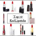 Top 10 Matte Red Lipsticks for Indian Skin, Prices, Buy Online, Indian Makeup Blog