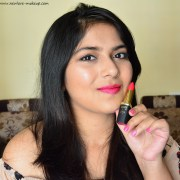 L'Oreal Paris India La Vie En Rose Collection – Review & FOTD