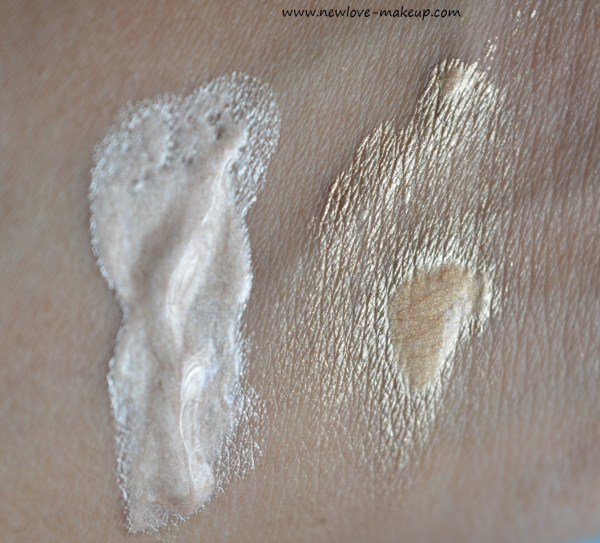 Faces Ultime Pro Metaliglow Opal, Champagne Review, Swatches