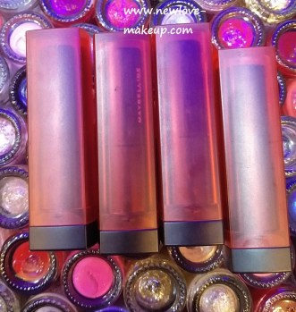 New Maybelline Vivid Matte Lipsticks India, Price, Shades, Swatches