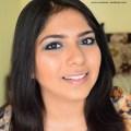 Easy Blue Smokey Eyes Makeup Tutorial | Drugstore | Indian Makeup