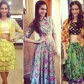 Bollywood Ladies Rocking the Crop Top, Indian Fashion Blog, Bollywood Blog