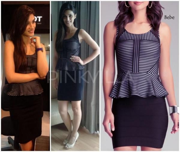 Best Off-Screen Looks of Kriti Sanon, Indian Fashion Blog, Bollywood Fashion