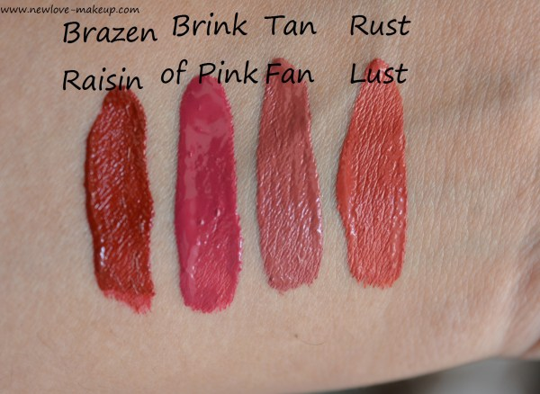 Sugar Cosmetics Smudge Me Not Liquid Lipsticks Review, Swatches, Indian Makeup Blog