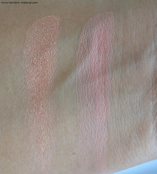 Makeup Geek Review & Swatches