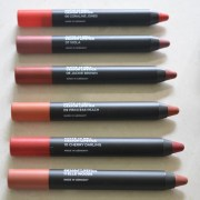 6 New Sugar Matte As Hell Lip Crayons Review, Swatches