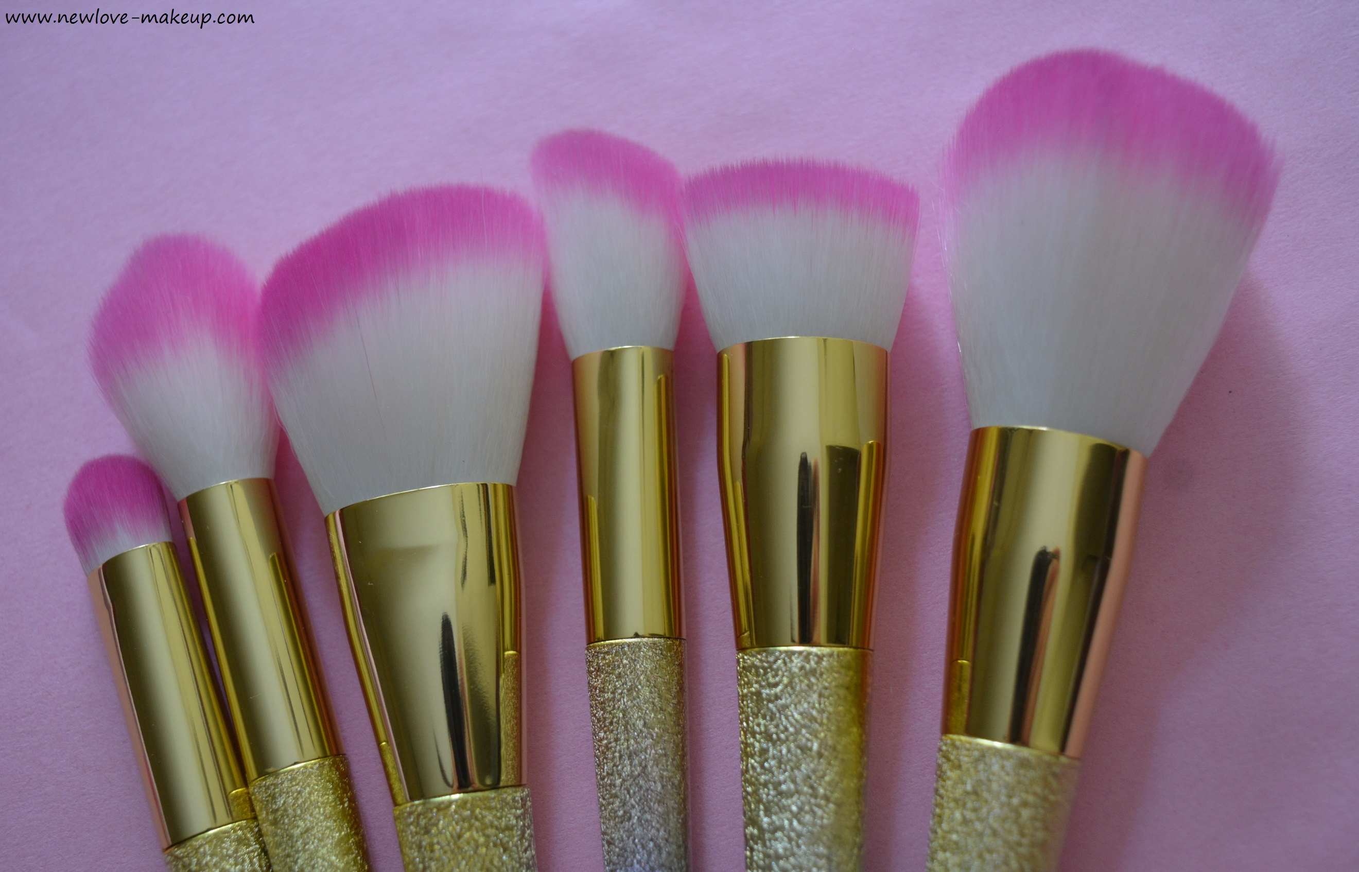 Docolor Fantasy Makeup Brush Set/Contouring Brush Review