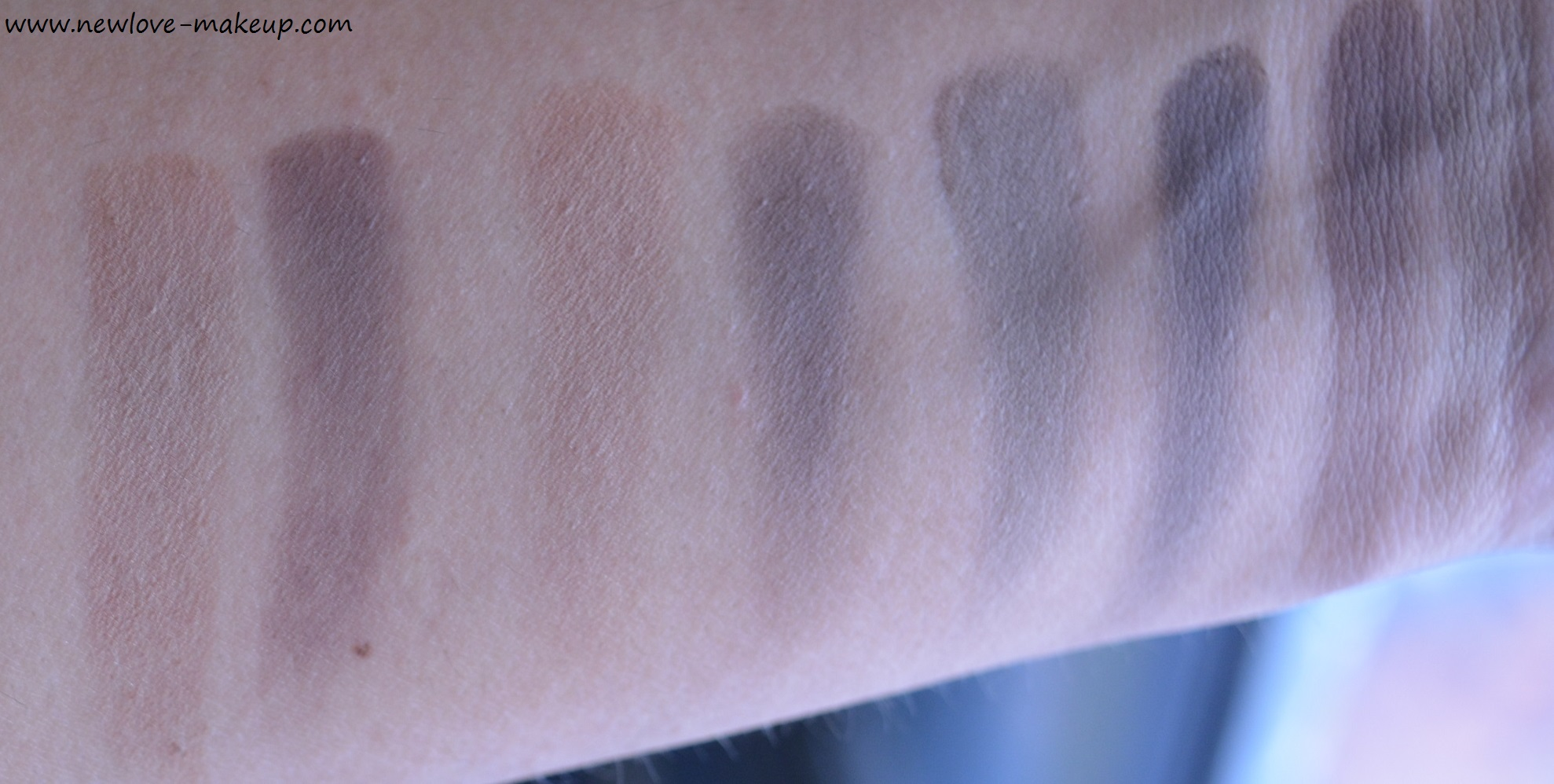 PAC All New Launches Review, Swatches