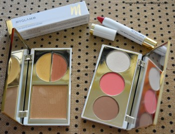 MyGlamm Makeup Products Review & Demo