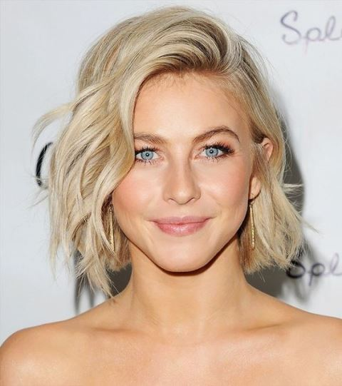 Short Haircuts For Fine Hair And Oval Face Photo 1