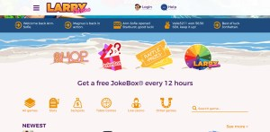 Larry Casino games and rewards