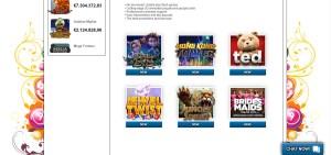 Slot Planet Games