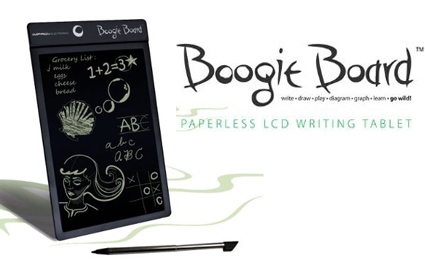 Boogie Board paperless LCD writing tablet