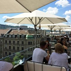 Lunch Room Chairs Swivel Chair Base Replacement These Are The Best Rooftop Restaurants To Visit In Zürich
