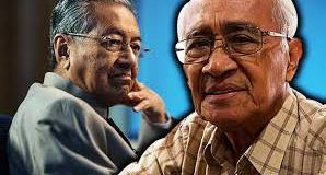 Syed Husin Ali and Mahathir Mohammed