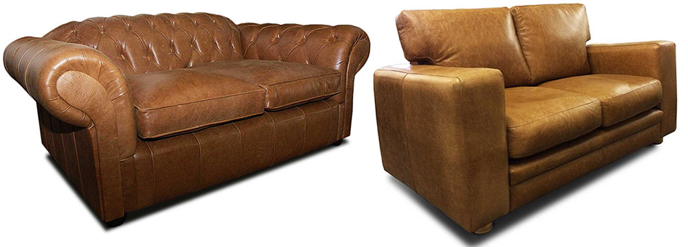 english sofa company manchester down pillows vintage sofas leather distressed