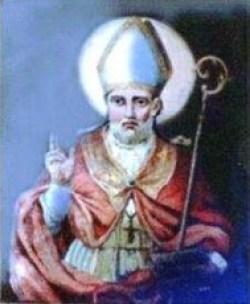 sveti Aspren - škof