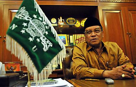 NU General Chairman KH Said Aqil Sirodj. Photo: Harian Terbit
