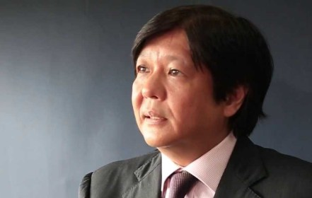 Ferdinand 'Bongbong' Marcos. Photo: YouTube