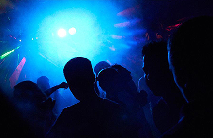 Zouk nightclub. Photo by Moyan Brenn on flickr https://www.flickr.com/photos/aigle_dore/
