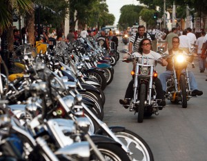 Key West Bikers