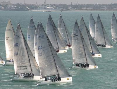 Key West 2010 Race Week – North America's premiere annual international regatta. Photo by Andy Newman.