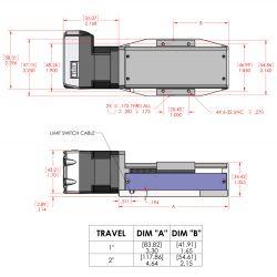 Microslide MDrive Series
