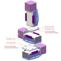 Microslide XYZ Assembly