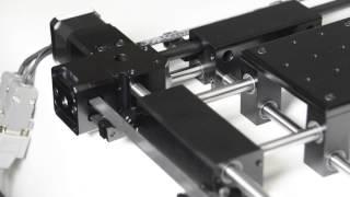 XY cartesian gantry robot