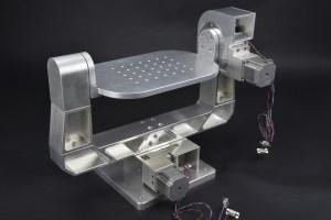 GM-12 Vacuum Compatible Gimbal Mount