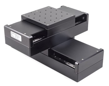 LMS Series brushless DC direct drive XY linear motor stage
