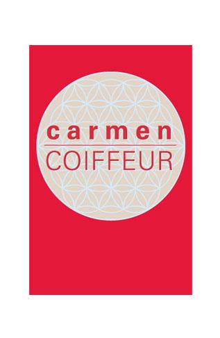 Carmen Coiffeur Logodesign