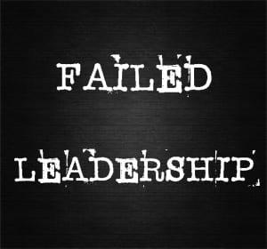 failed-leaderhip