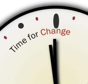Time-for-a-change