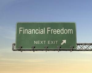 Nine-Year-Mortgage-FinancialFreedomSign