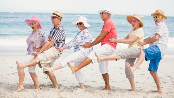 Baby boomers are spending heavyweights but marketers fixated on Millennials