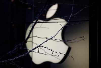 Apple surrenders