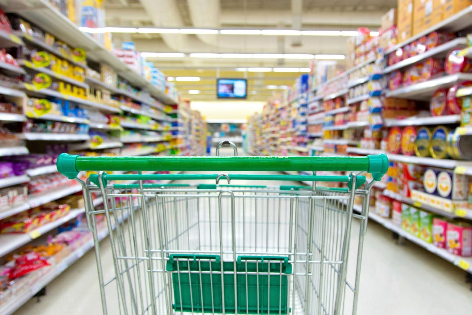 The changing grocery store presents huge challenges for brands
