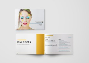 marcolor, Corporate Identity