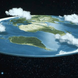 FLAT EARTH. ROUND EARTH. – German New Medicine Practitioners U.S.