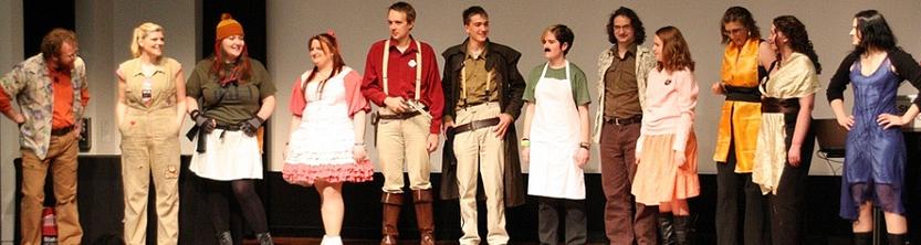 CSTS Costume Contest Promo