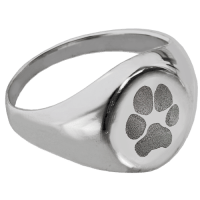 Paw Print Jewelry | Pet Print Pendants | Rings | Accessories