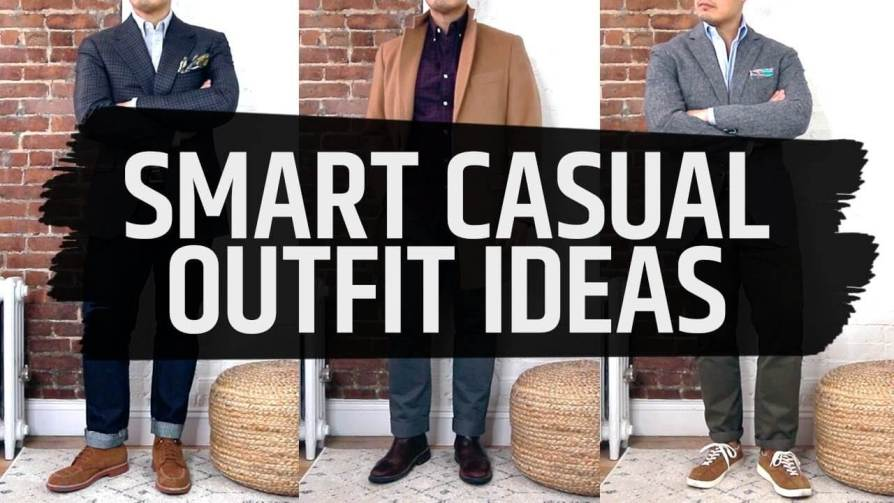 smart casual outfit ideas