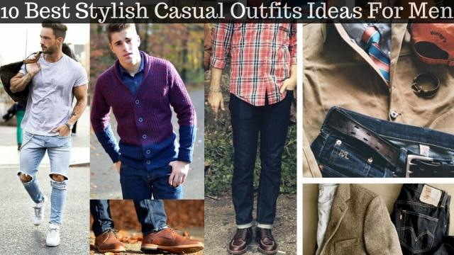Casual Outfits Ideas For Men