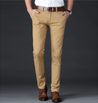 Formal Khaki Pants-4