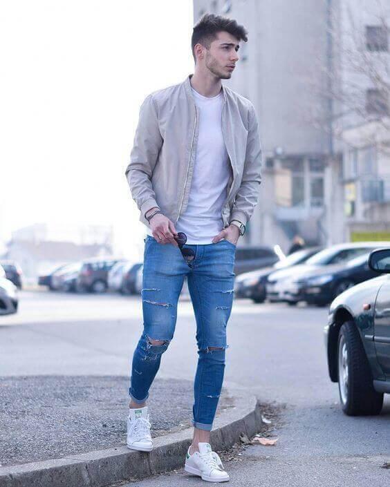 gentleman dressing style