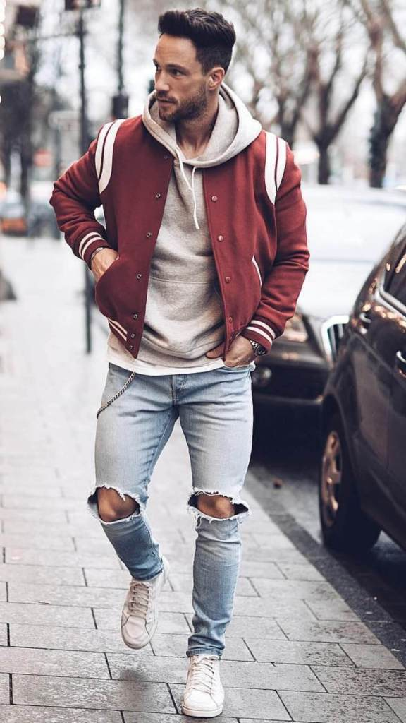 Winter Fashion For Men 2021-Winter Fashion Outfit Ideas For Men 2021-New Men's Styles